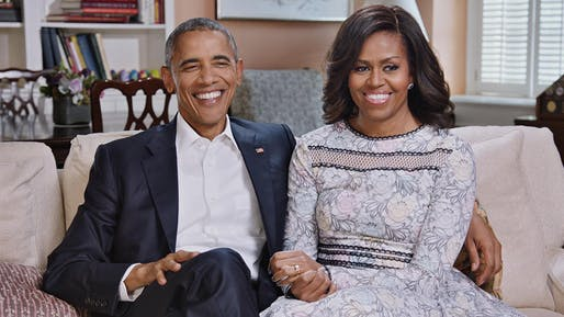 'Who's your favorite architect, honey?' — The Obamas will pick the finalists for their Chicago Presidential Center later this year.
