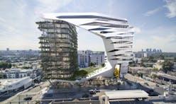 Morphosis-designed Sunset Strip development: timeline details emerge
