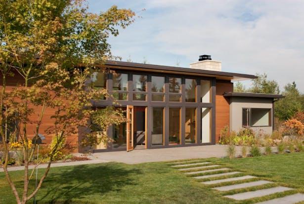 Olympia Prairie Home exterior