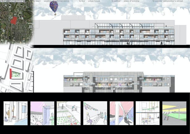 Urban Housing - Dennistoun, Glasgow