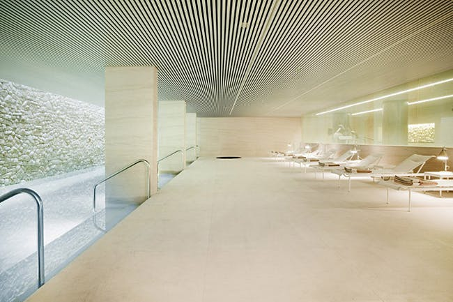 Shortlisted - Best new or renovated hotel: Square Nine, Belgrade, by Isay Weinfeld (Photo: Matthieu Salvaing)