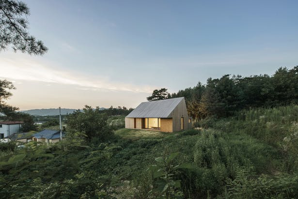 Shear House by stpmj, Photo: Song Yousub