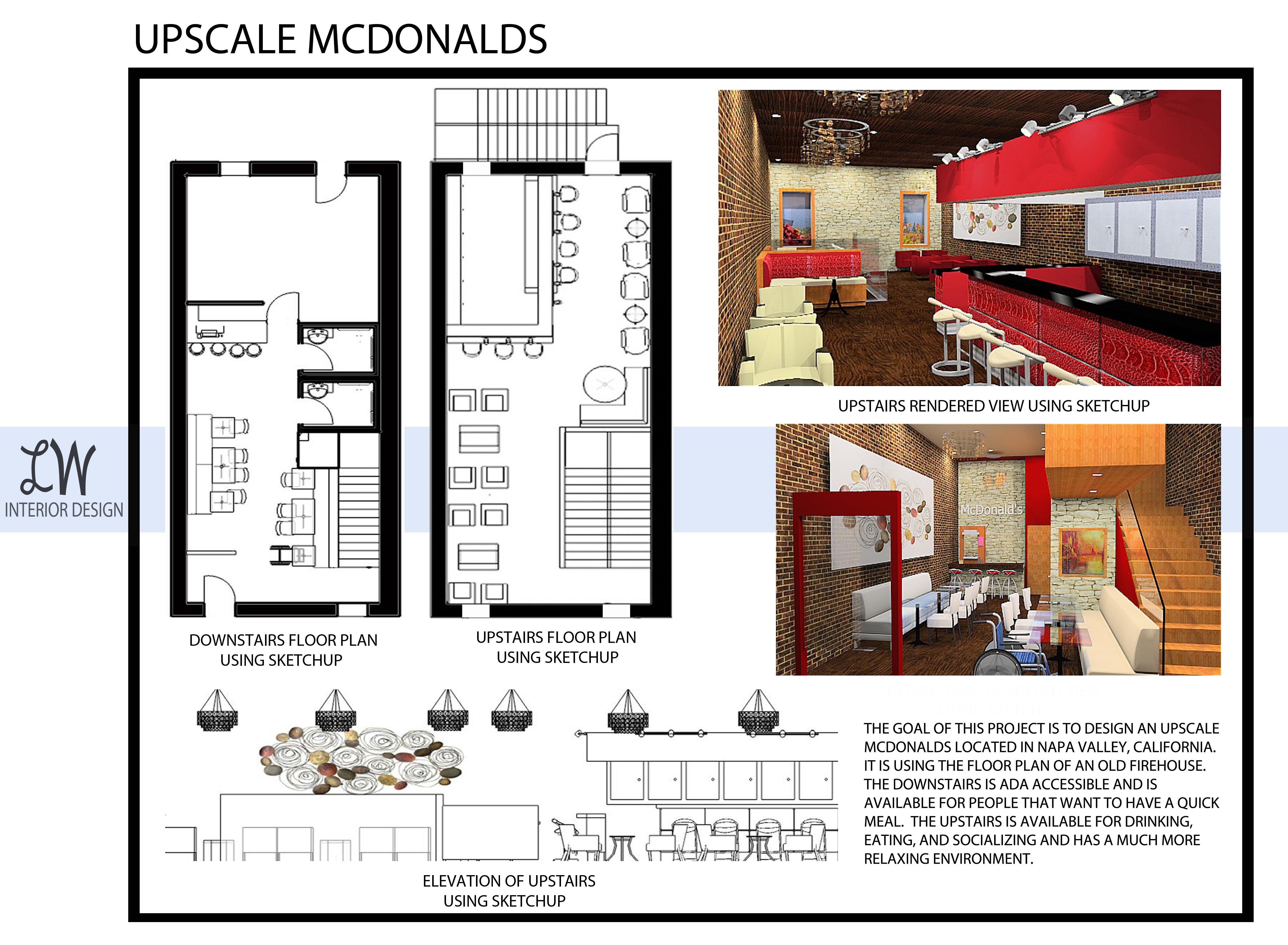 High Quality Interior Design Portfolio Images