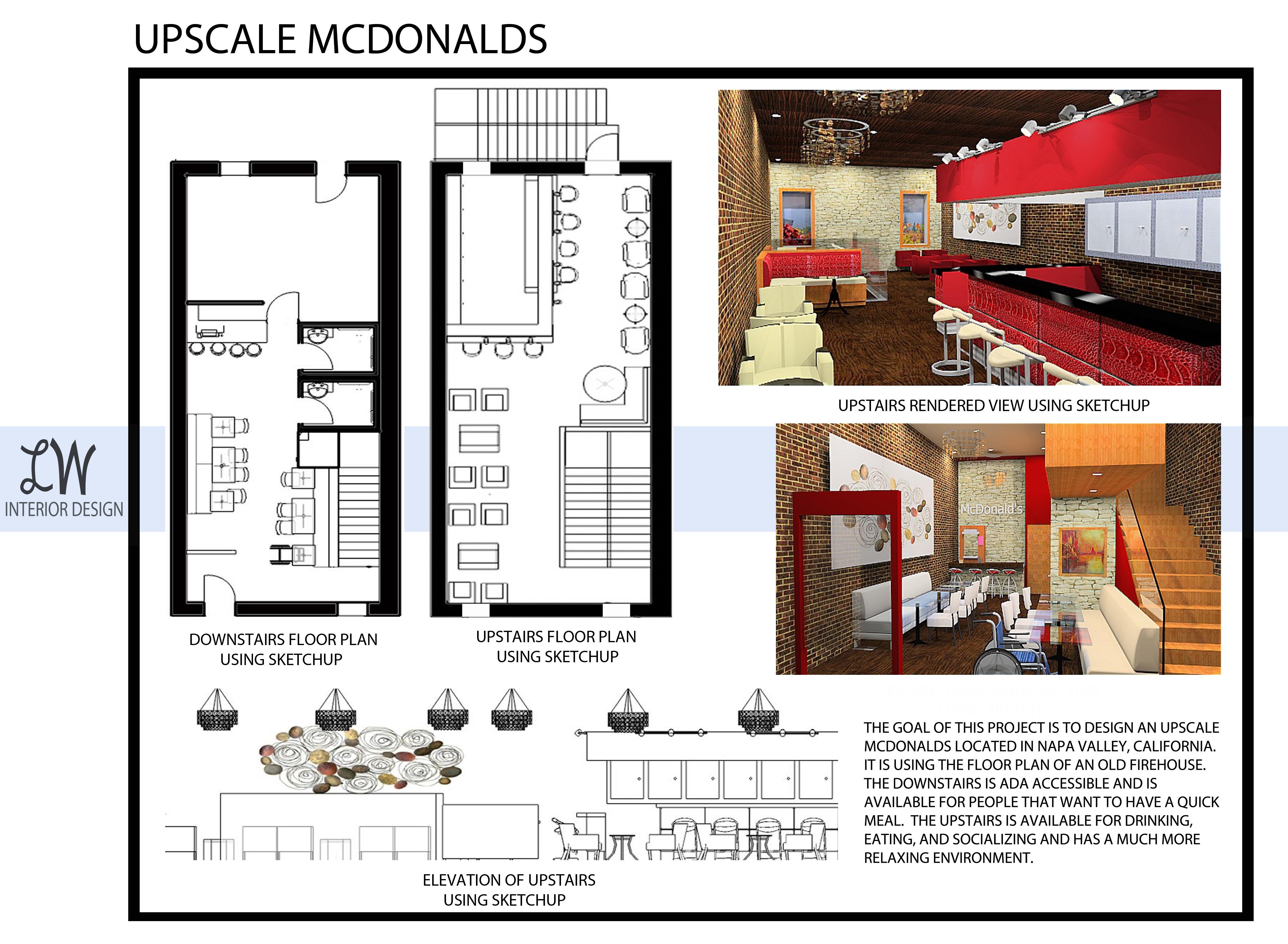 Interior Design Portfolio Lauren Williams Archinect