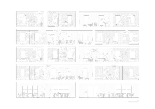 ​2nd place: Re.Co.De: Redesigning Contemporary Dwelling​. Project Authors: Massimo Bricocoli, Gennaro Postiglione, Stefani Sabatinelli, Nicola Sirugo​ | Italy
