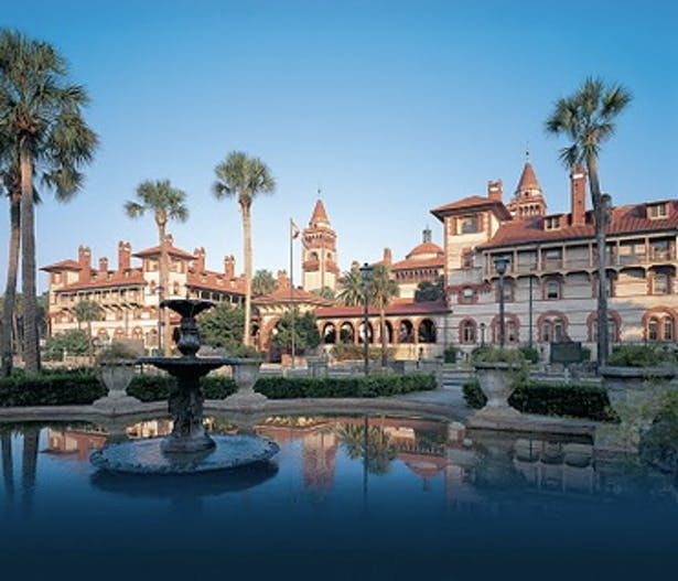 The Ponce de Leon, Flagler College's main building