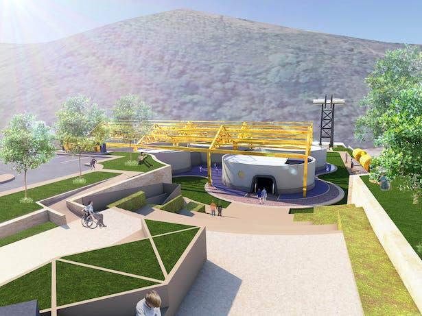 Image 4: 11arq, Interpretation Center Mining Portovelo, 2016