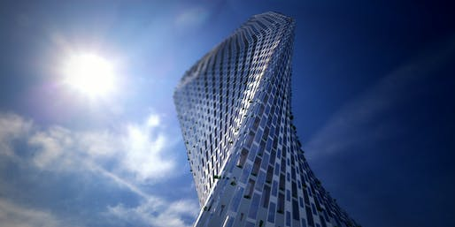 Synthesis Design + Architecture, Xiamen Dream City Tower, 2011
