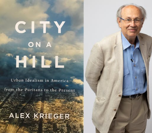 Master of Urban Design Lecture: Alex Krieger