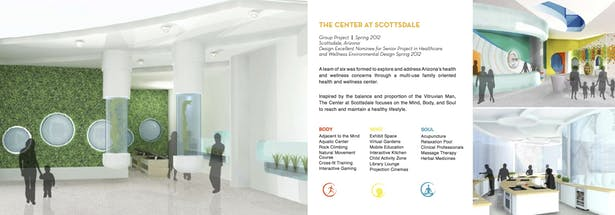 Healthcare/ Exhibition Design