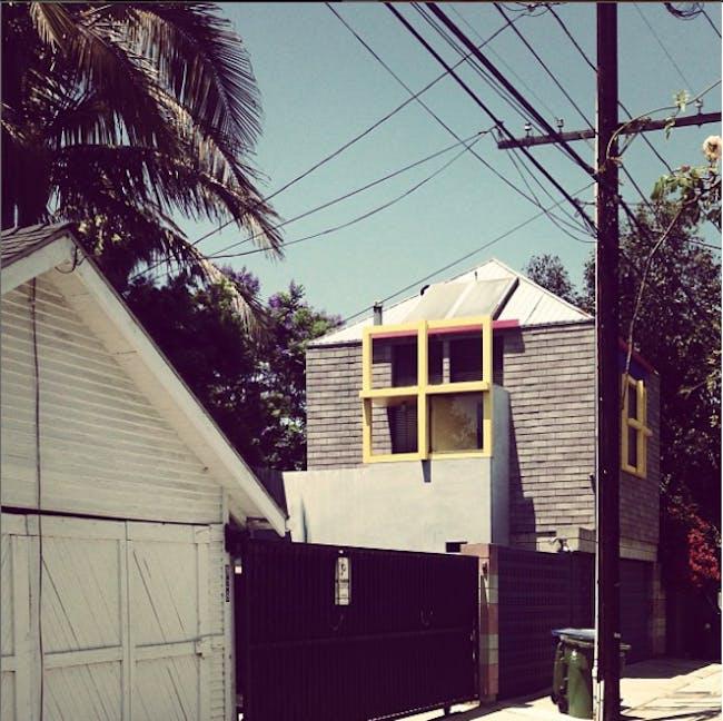 2-4-6-8 House by Morphosis. Photo courtesy of Takashi Yanai.