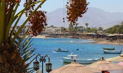 The ghost hotels of the Sinai coast