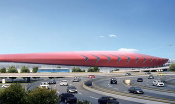 AECOM and luis vidal + architects selected for Boston airport modernization