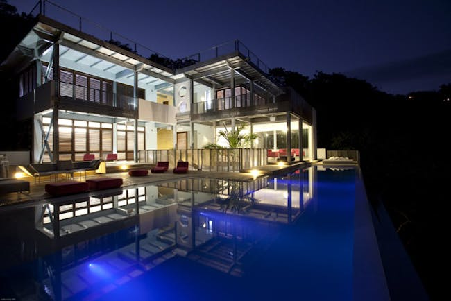 Casa Torcida in Costa Rica by SPG Architects
