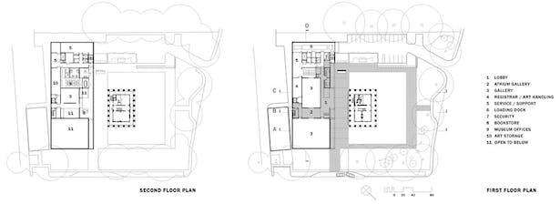 Site/Floor Plans