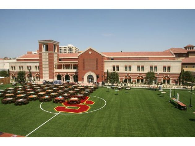 John Mckay Center University Of Southern California Los