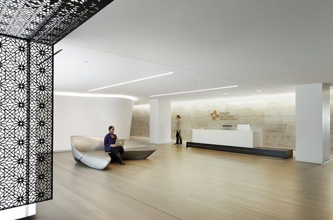 KAUST Offices in Arlington, VA by STUDIOS Architecture; Photo: Bilyana Dimitrova Photography