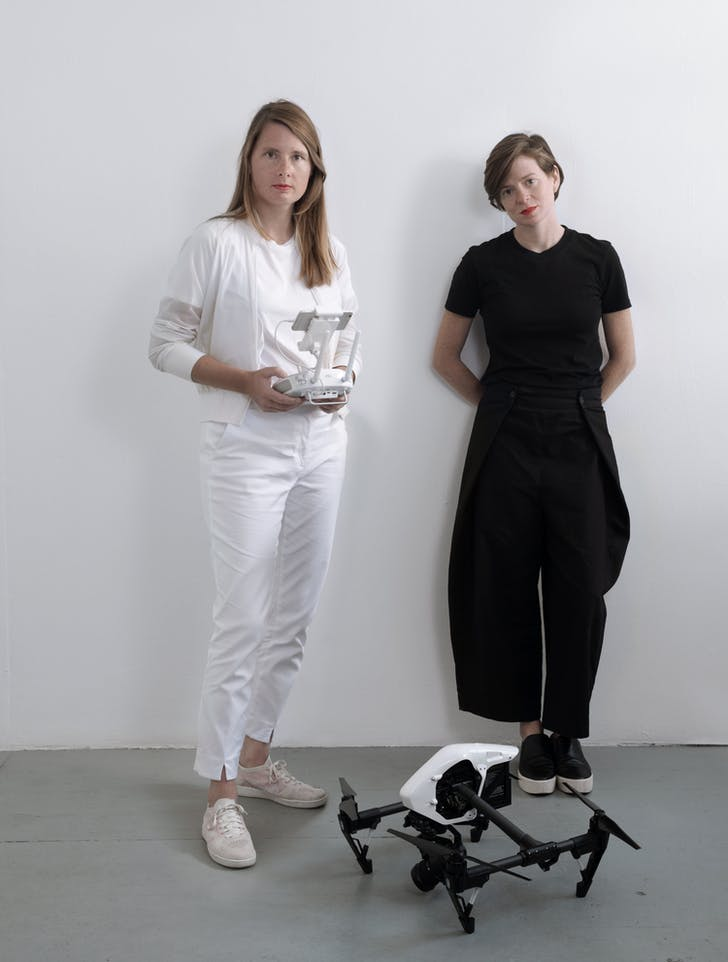 Freya Najade and Marcela Spadaro, NAARO Founders & Photographers