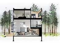 Single Family Residential Project / Master Plan - Cubed