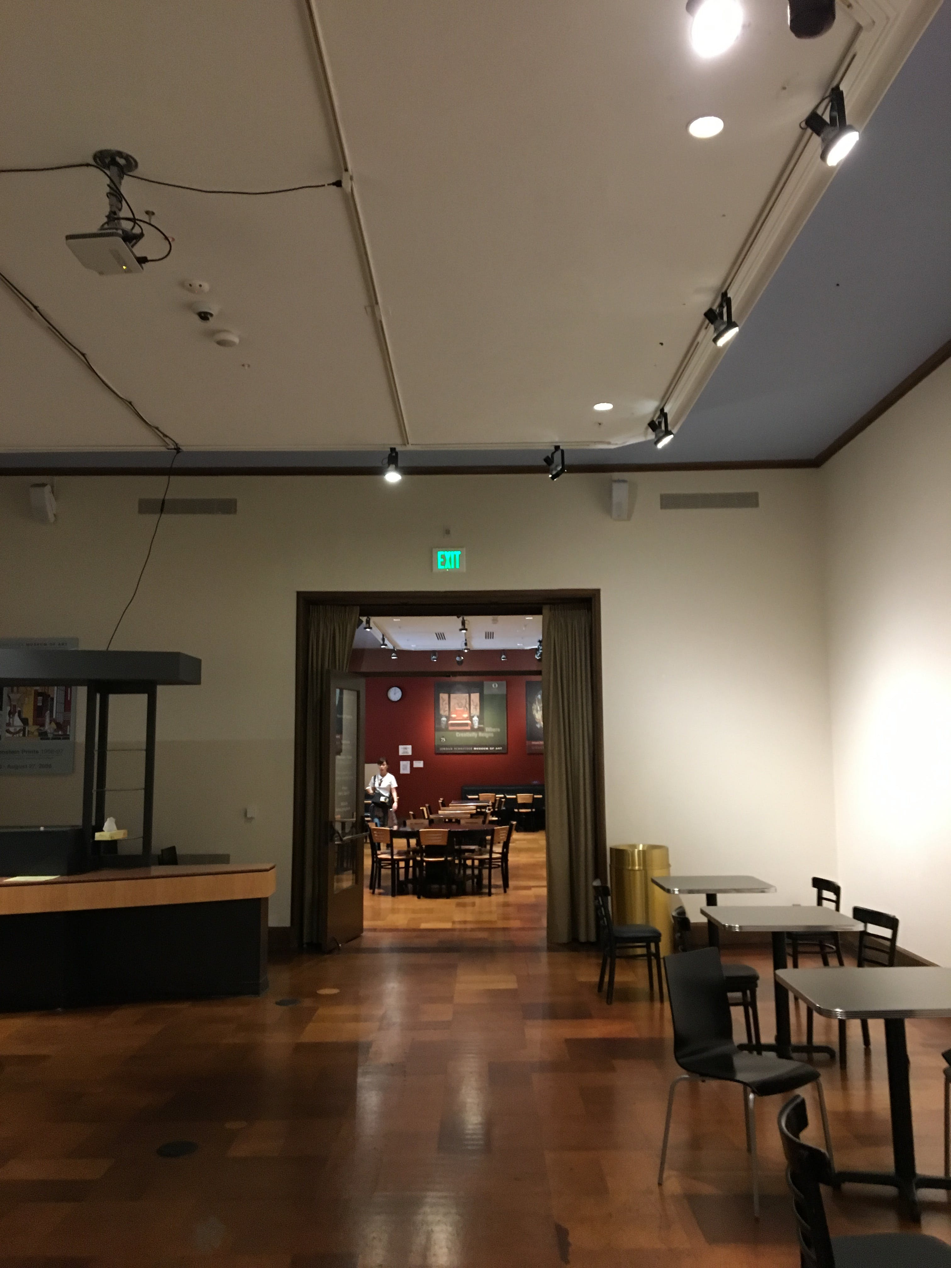 Jordan Schnitzer Museum Of Art Daniel Purtha Archinect - Jordan schnitzer museum