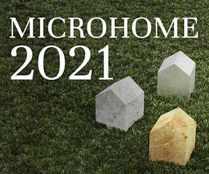 MICROHOME 2021 - Small living, huge impact!