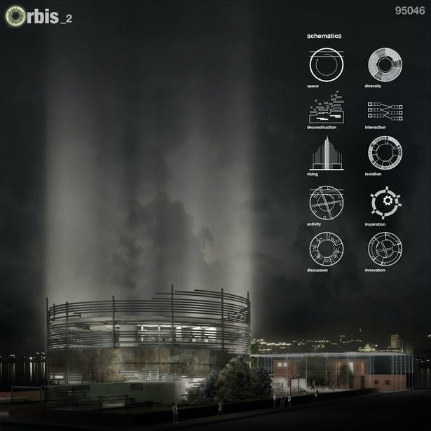 'The Revival of the Silo' competition >Orbis Project >board02