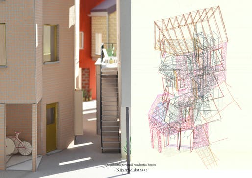"""May I use the front/backdoor?"" by Nele Bergmans | KU Leuven University (BE)"