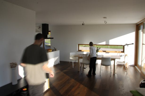 House XS - living & dinning