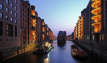 UNESCO names Hamburg's Speicherstadt and Kontorhaus District a World Heritage Site