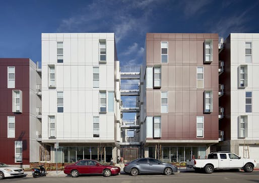 Project Delivery & Construction Administration Excellence winner: Garden Village; Berkeley, California by Nautilus Group & Stanley Saitowitz | Natoma Architects. Image credit: Natoma Architects.