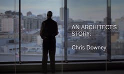 "AIA launches second video in ""Look Up"" campaign featuring a blind architect"
