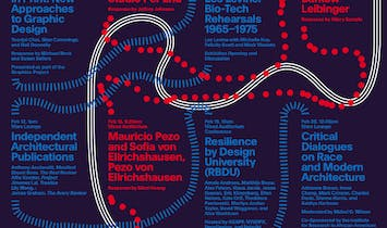 Get Lectured: Columbia GSAPP, Spring '16