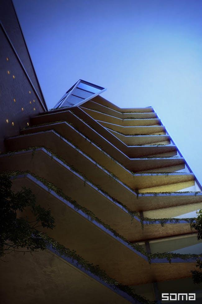 Image courtesy of SOMA Architects.