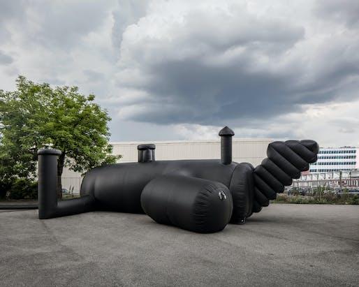 Bar of the Year: Shelter, Geneva by Daniel Zamarbide and Leopold Banchini. Image: Frame Awards.