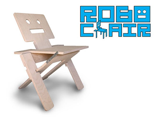 Funding Unsuccessful: RoboChair by Brad Benke of Stahl Architects