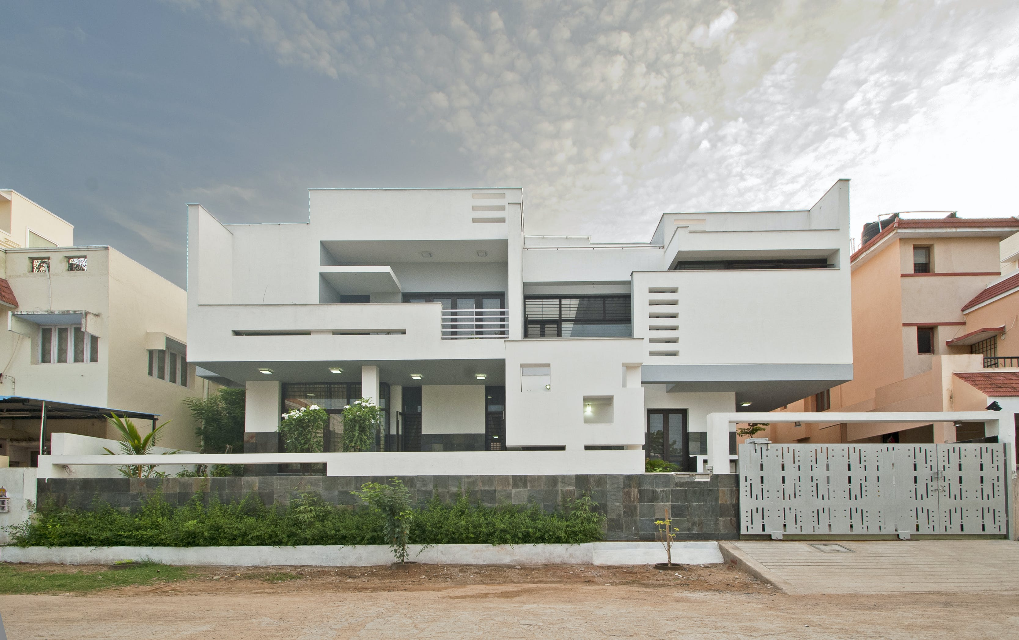 residence for mr jude and family at thoraipakkam chennai murali