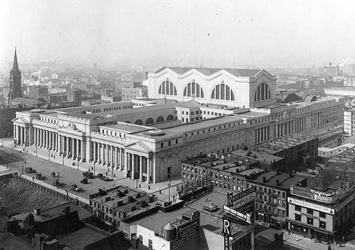 The demolition of the original Penn Station became a rallying point for the emergence of the modern historic preservation industry. But has the field become too conservative? Credit: Wikipedia