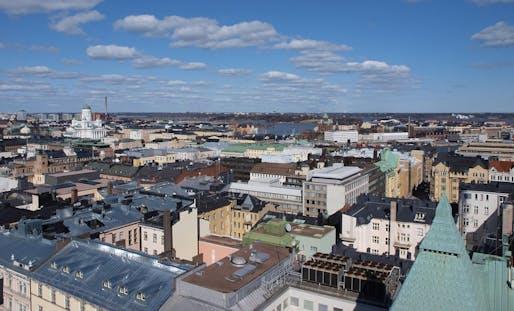 Helsinki, Finland. Image via wikimedia.org