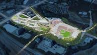 Atlanta Braves Stadium Master Plan