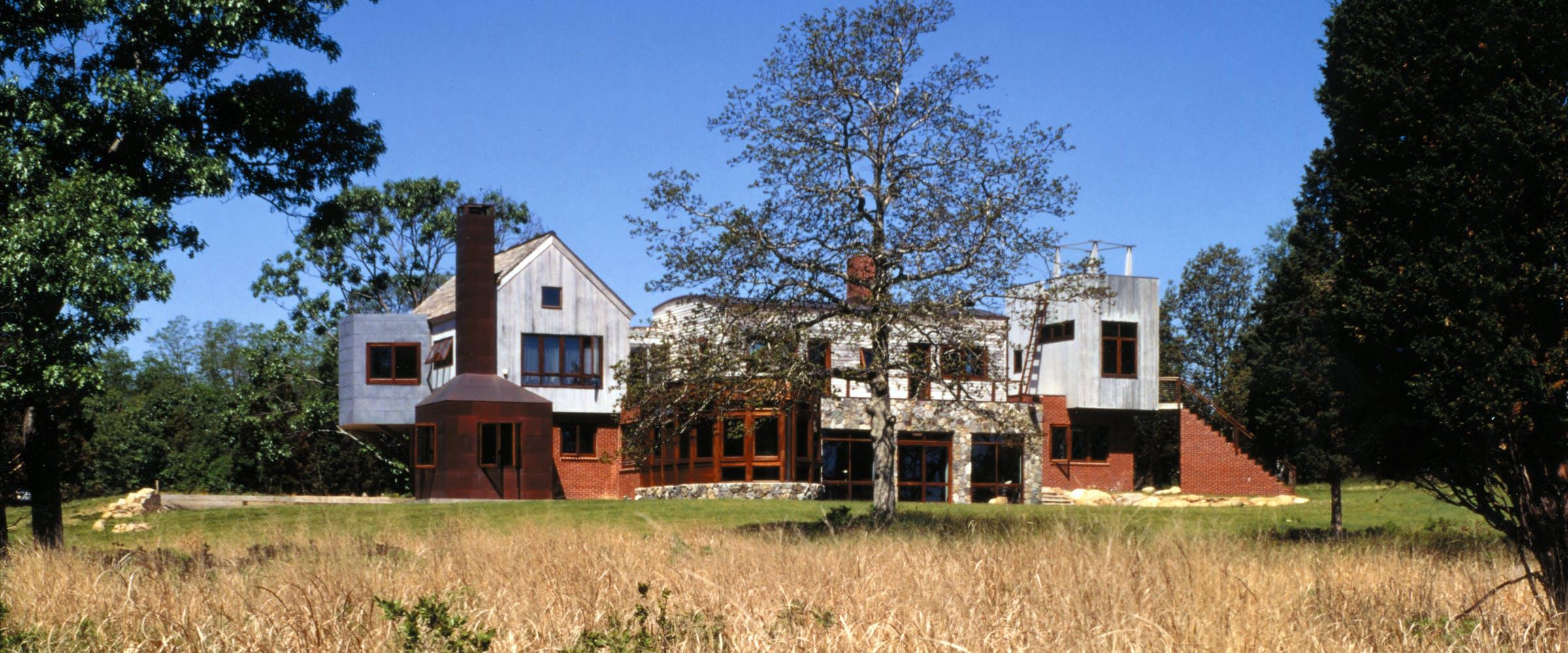 North Haven Home Lee H Skolnick Architecture Design Partnership