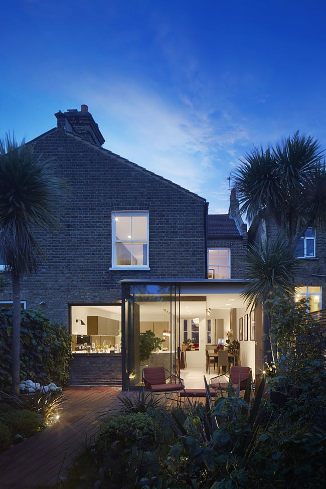 Jax House in Hackney, UK by Paul Archer Design; Photo: Will Pryce