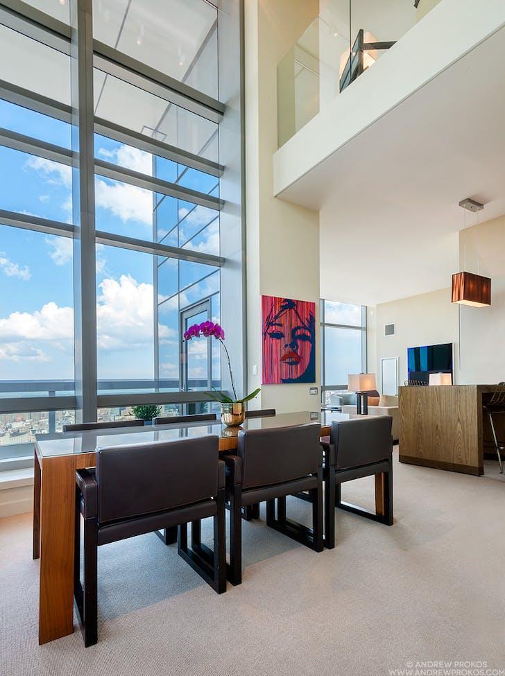 Trump SoHo Hotel. Architect: Handel Architects LLP © Andrew Prokos