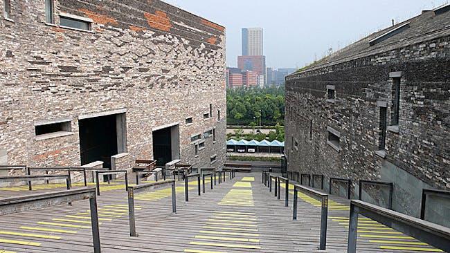 Ningbo Historic Museum by Evan Chakroff.