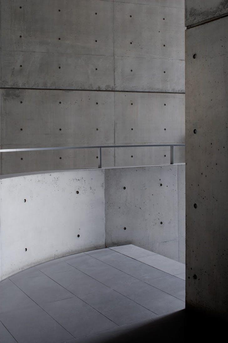 Collezione by Tadao Ando, Omotosando, Tokyo.