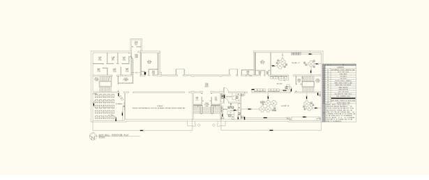Art Gallery Floor Plan