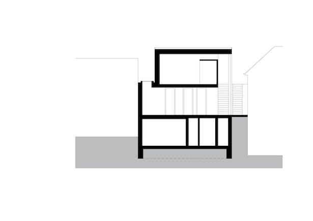 Cross Section Kuba & Pilař architekti