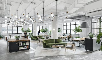 The Architecture Industry on Workplace Design and Returning to the Office