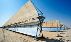 Can Concentrated Solar Power help concrete and steel manufacturers reign in carbon emissions?
