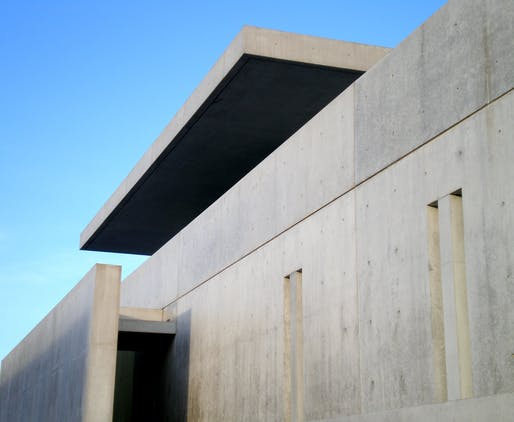 The Tadao Ando-designed Pulitzer Museum in St. Louis. Photo courtesy of Flickr user  <https://www.flickr.com/photos/local_louisville/4400246226> local louisville</a>