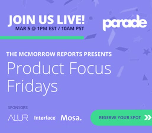 Product Focus Friday -- Interface, Alur Walls, Mosa Tile